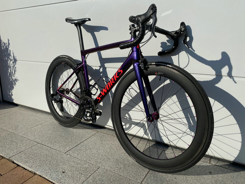 RX60SH rim brake carbon wheelset