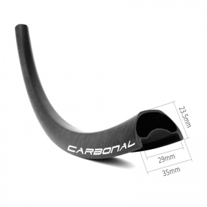 jante carbone downhill 650b
